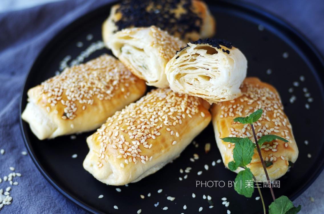 黄桥酥烧饼的做法_【图解】黄桥酥烧饼怎么做如何做
