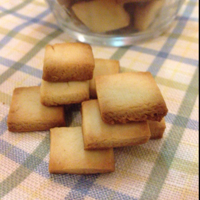 【可爱便携的随身小零食】牛奶方块