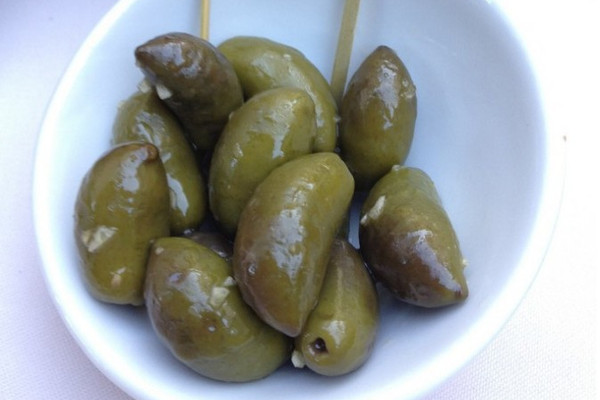 腌甜橄榄的做法
