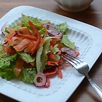 蔬菜沙拉#舒肤佳洗手液#