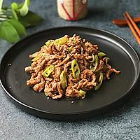酱爆牛肉丝 #金龙鱼外婆乡小榨菜籽油 最强家乡菜#