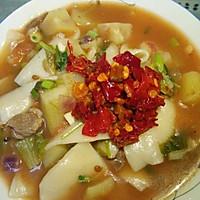 新疆汤饭/汤面片