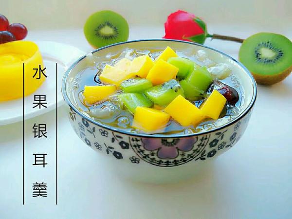 水果银耳羹#让爱不负好食光#