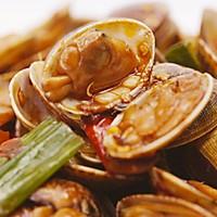 辣炒花蛤 | 魔力美食