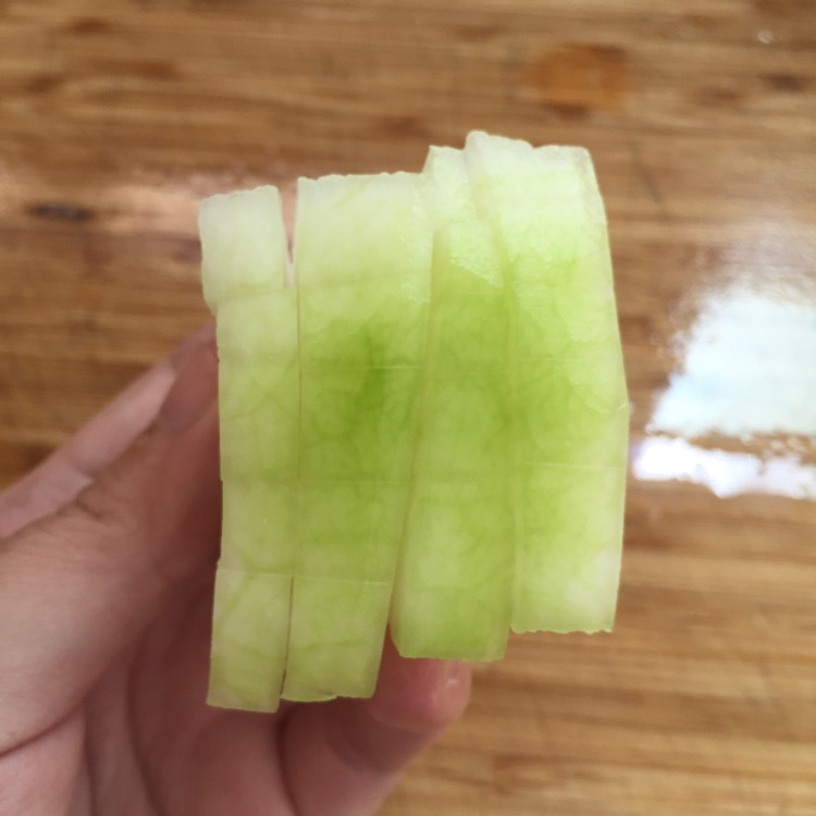 家常菜-红烧冬瓜的做法_【图解】家常菜-红烧冬瓜怎么