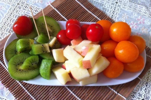 简单水果拼盘的做法 简单水果拼盘怎么做好吃 猫咪de威尼斯 家常做法