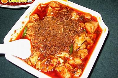老菜新做-麻婆豆腐