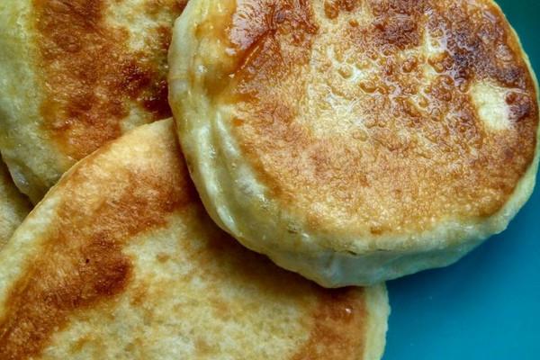 发面饼,发面糖饼的做法_【图解】发面饼,发面糖饼怎么