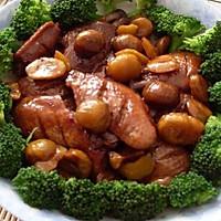 黄焖栗子鸡—不一样的私房菜