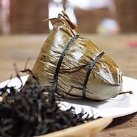 梅干菜乌饭粽子〈家乡味〉