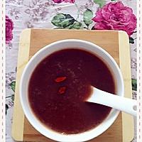 剩米饭也能做美味--山药紫薯养生米浆