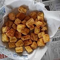 经典复刻:风靡茶餐厅的七味脆皮豆腐/炸脆豆腐