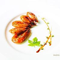 【风情油焖虾】美食美如画