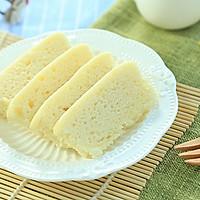 小米只要多做这一步变身松软香甜米糕,易吸收易消化~