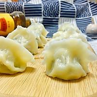 韭菜肉水饺#金龙鱼外婆乡小榨菜籽油 最强家乡菜#