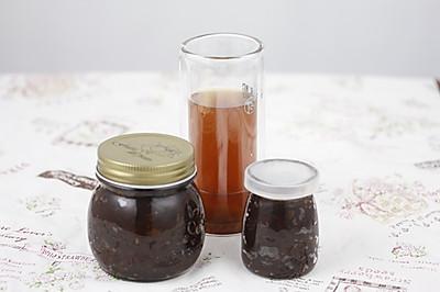 红糖姜枣茶(面包机版)——冬季暖身