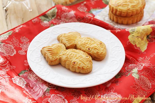枣泥酥饼的做法