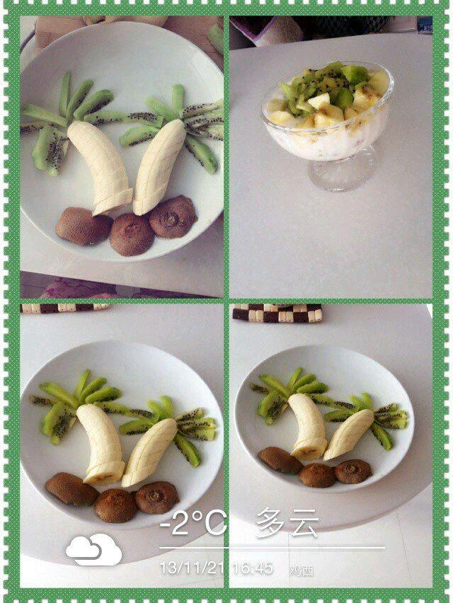 夏日椰树的做法步骤