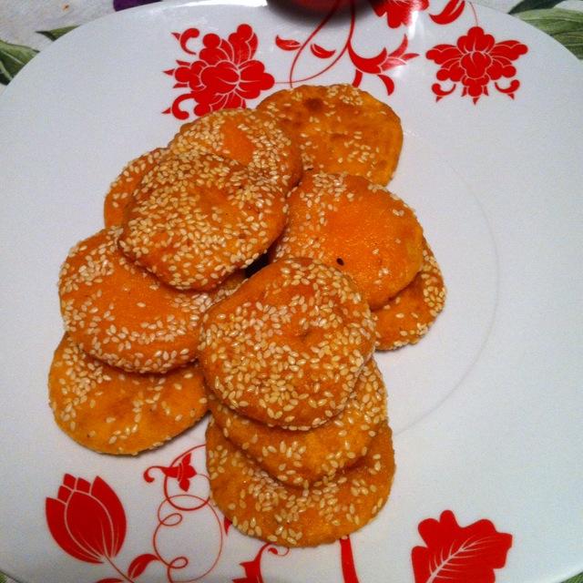 地瓜饼的做法 !-- 图解5 -->