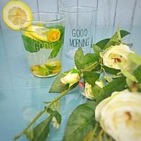 金桔柠檬水