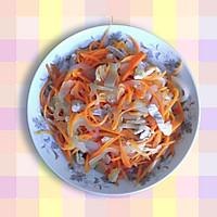 洋葱胡萝卜炒肉丝