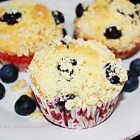 蓝莓奶油杯子蛋糕#寻人启事#