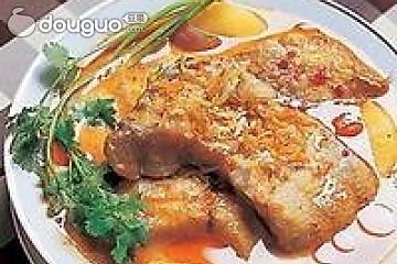 咖喱苹果猪肉片的做法