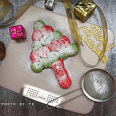 圣诞树面包#安佳烘焙学院#