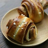 肉桂卷面包
