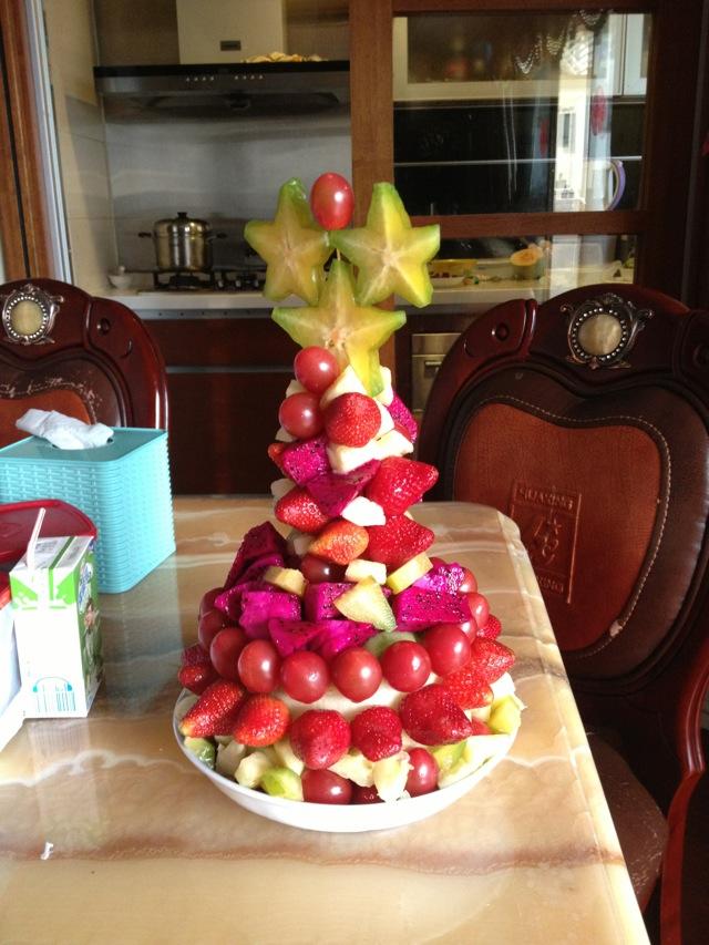 水果塔的做法 !-- 图解2