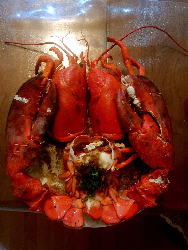 蒜蓉粉丝龙虾的做法_【图解】蒜蓉粉丝龙虾怎么做如何