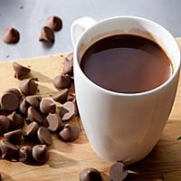 酒香龙蒿热巧克力