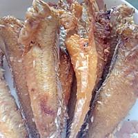 油炸沙丁鱼