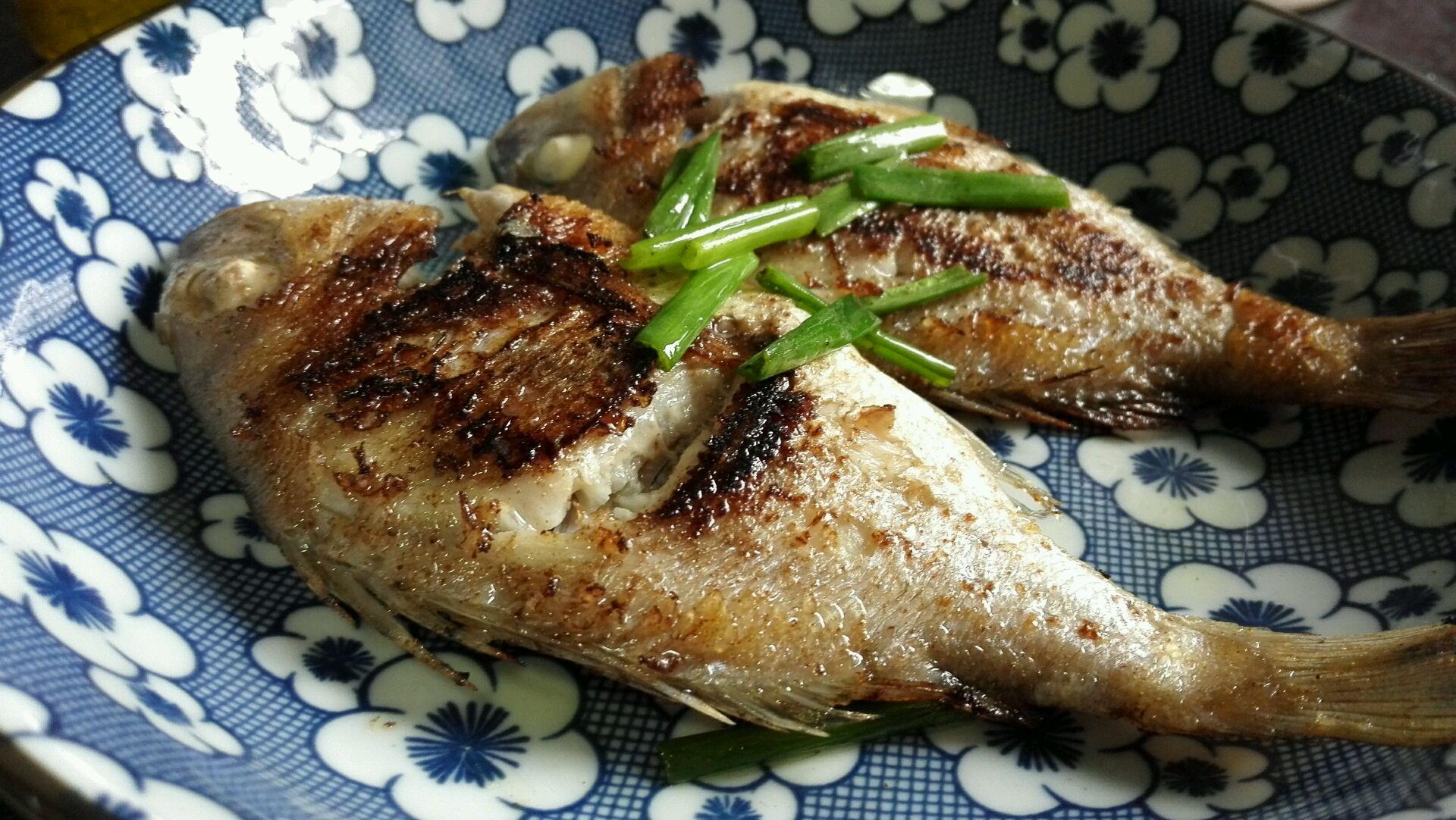 上班族的菜~香煎海鱼的做法图解7