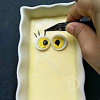 创意:海绵宝宝鸡蛋羹的做法_【图解】创意:海