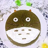 龙猫糖霜戚风蛋糕8寸#嘉宝笑容厨房#