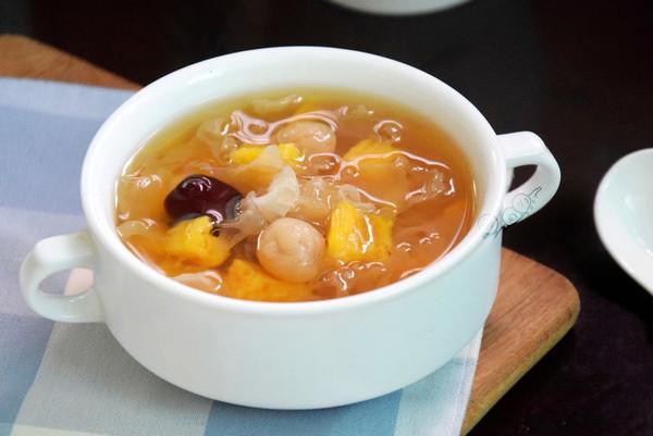 红薯银耳甜汤