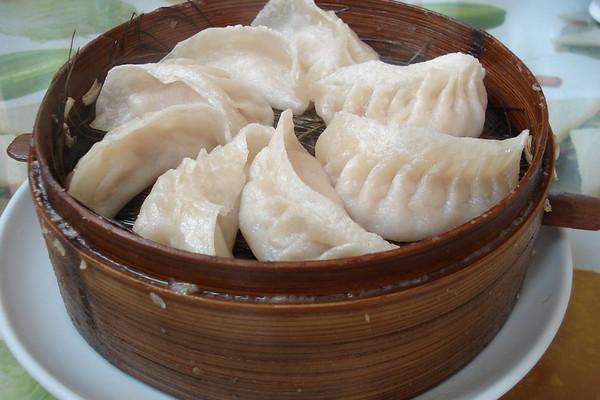 蒸饺子的做法