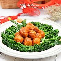 茄汁虾肉丸#盛年锦食.忆年味#