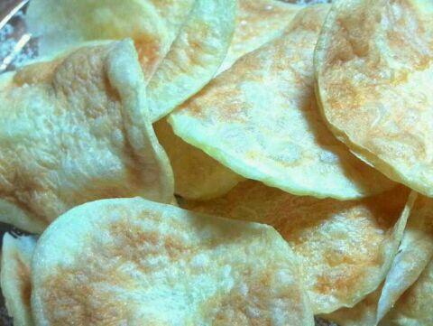 自制薯片的做法步骤