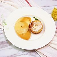 法式柠香苹果烤面糊布丁