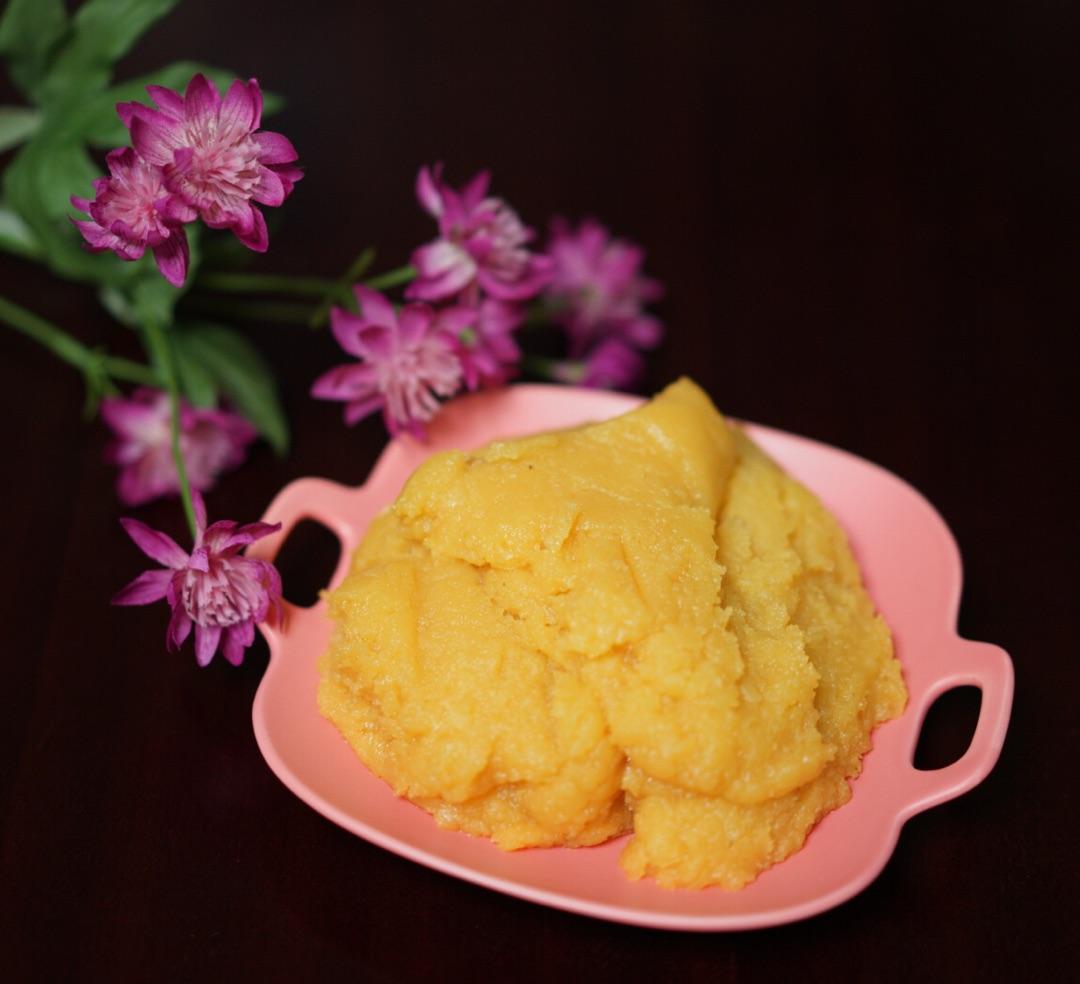 奶黄馅的做法_【图解】奶黄馅怎么做如何做好吃_奶黄