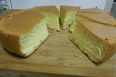 8寸海绵蛋糕