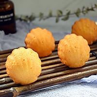 #柏翠辅食节-烘焙零食#玛德琳蛋糕