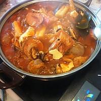 韩国泡菜部队锅
