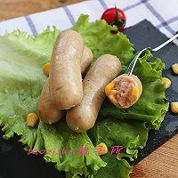 鸡肉玉米肠#厨此之外,锦享美味#