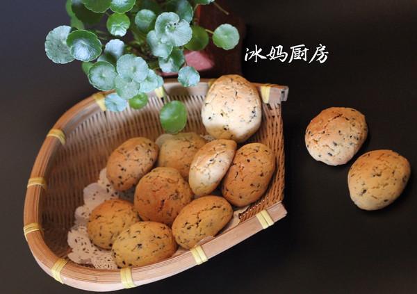 黑芝麻麻薯