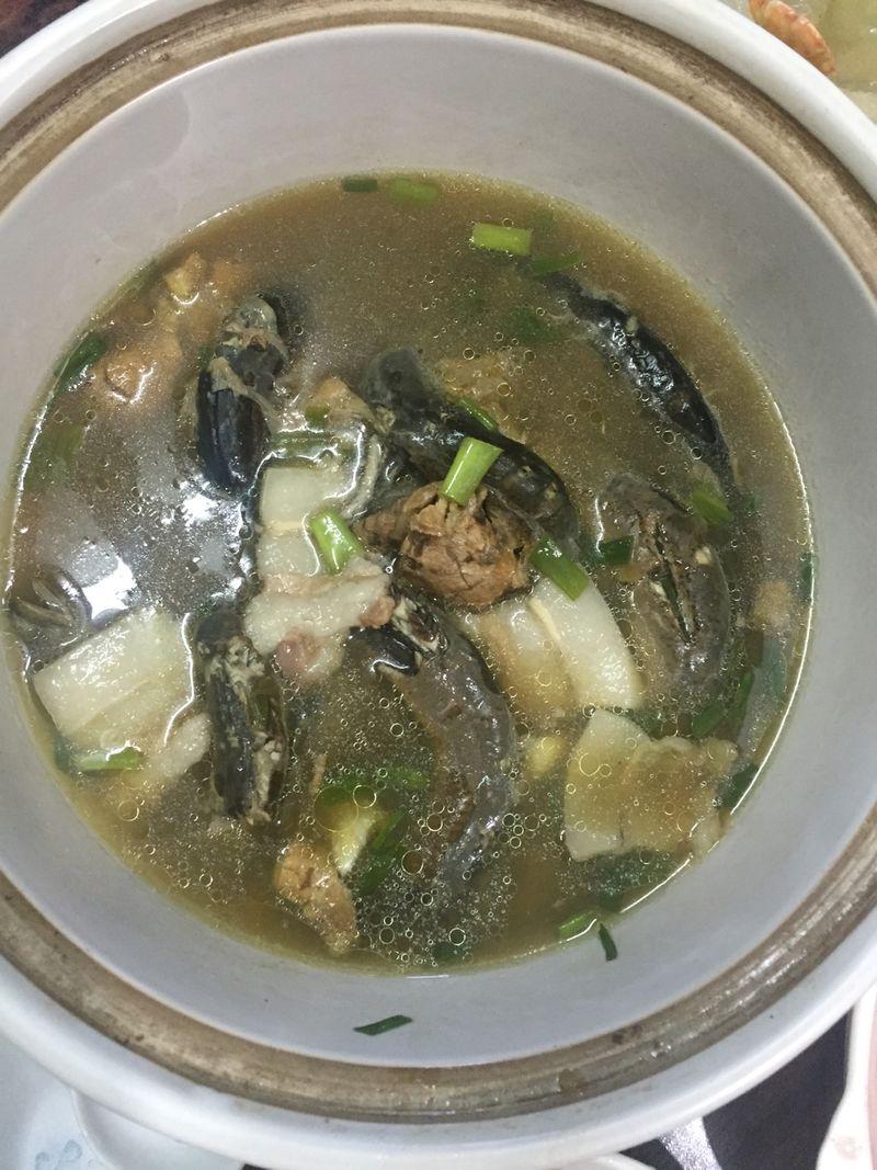 黄鳝煲汤的做法步骤