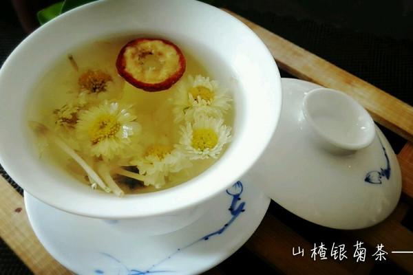 山楂银菊茶~冯冯茶坊之八的做法