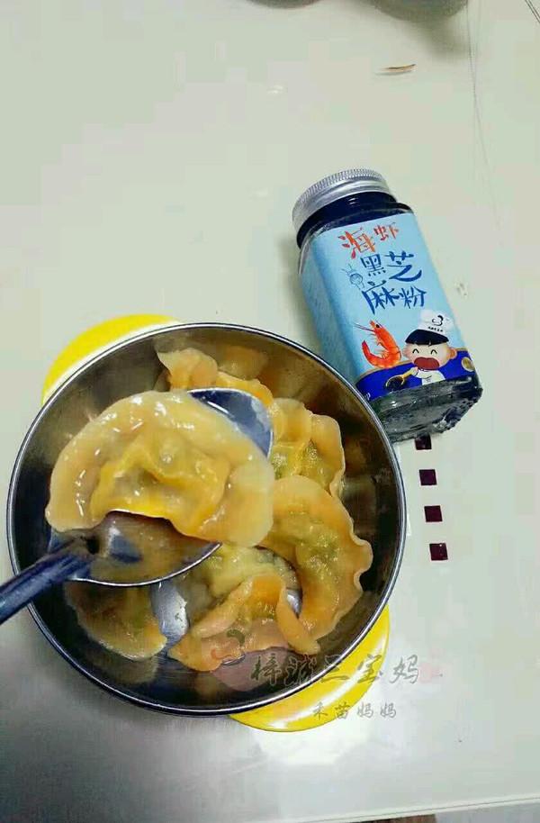 幼儿龙利鱼饺子